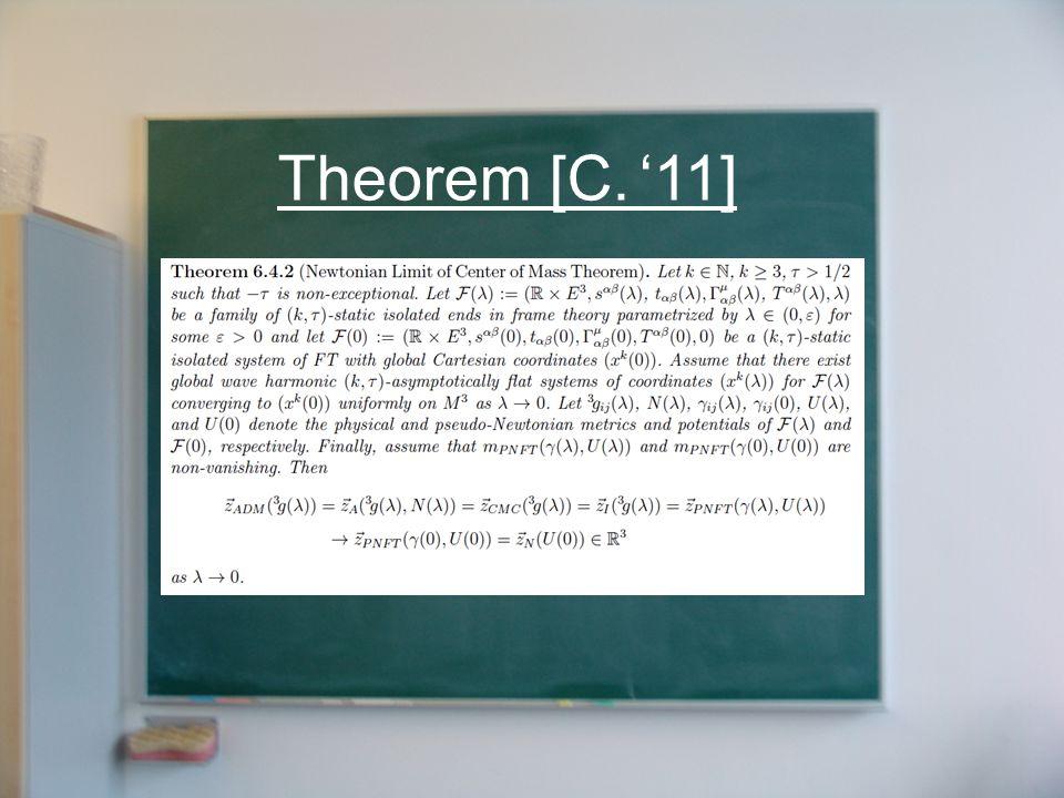 Theorem [C. '11]